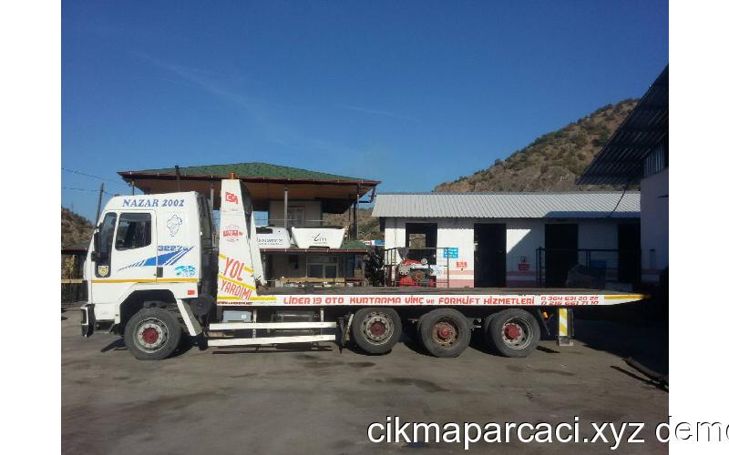 Bolu Yolunda Kaza&ampArıza yapıp yolda kalan KAMYONLAR-TIRLAR