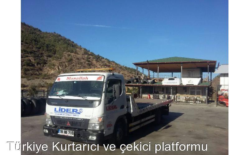 mitsubıshı canter fuso fe859g kayar kasa oto kurtarıcı osmancıkda